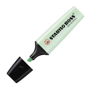Stabilo Boss Pastel Green