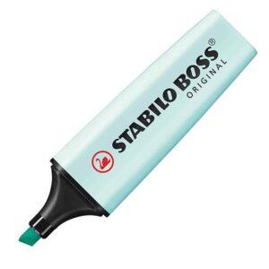 Stabilo Boss Pastel Blue