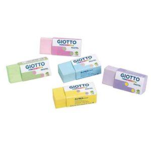 Giotto Mini Pastel Eraser Unsorted