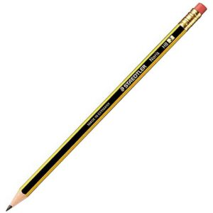 Staedtler Noris Pencils with Eraser