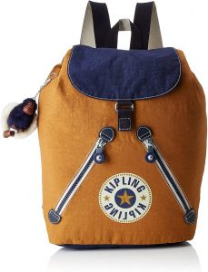 Kipling Fundamental Active Tan Bl