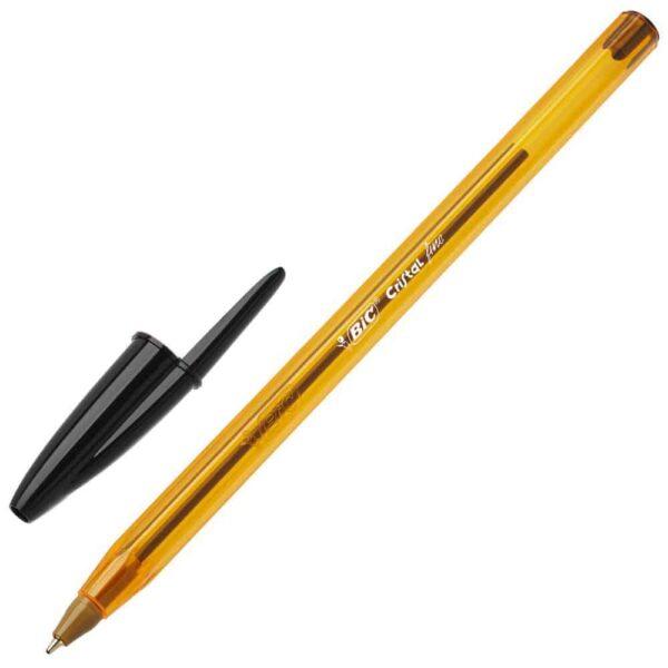 Bic Cristal Fine Black Pen