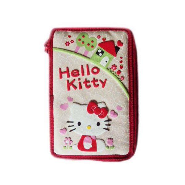 Hello Kitty 2D Pencil Case