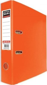 Skag Box File A4 8-32 Orange