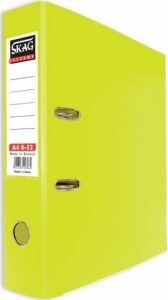 Skag Box File A4 8/32 Light Green