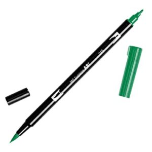 Tombow Dual Brush Pen ABT 245 Sap Green