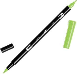 Tombow Dual Brush Pen ABT 173 Willow Green