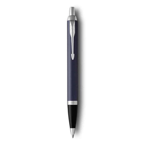 Parker IM Ballpoint Pen - Matte Blue