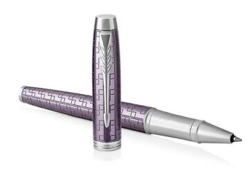 Parker Im Premium Dark Violet Ct Rollerball Pen