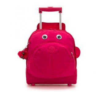 Kipling Big Wheely True Pink