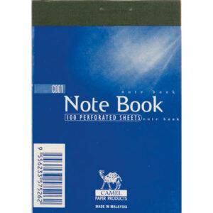 Campap C001 Note Book 75x105mm