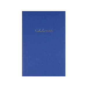 Capys Daily Diary 17x24cm 2021-2022 Blue