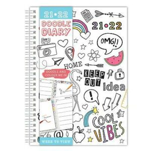 Academic Diary Spiral 2021-2022